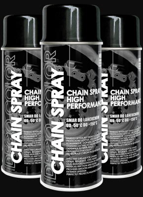 Chain Spray - grease