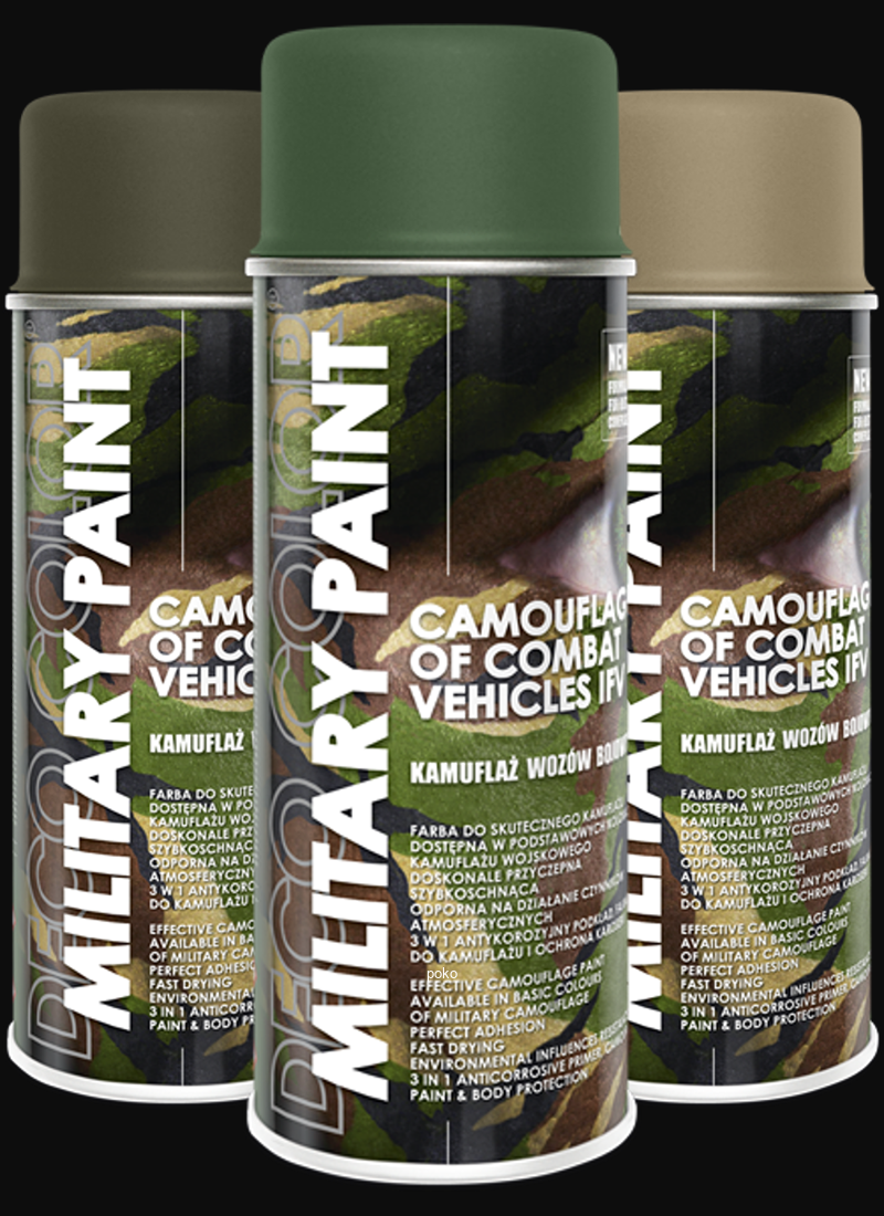 381d3e8e41bf Military Paint - army camouflage